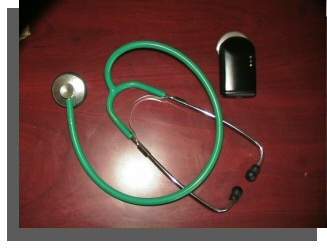 Images of Freedomscope Wireless Stethoscope