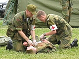 Freedom Scope - Military Medical Environment
