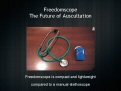 freedomscope - the future of auscultation